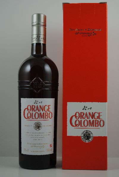 Orange Colombo, Distelleries et Domaine de Provence